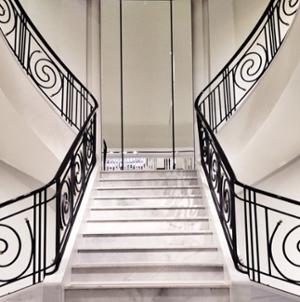Escalier symétrique