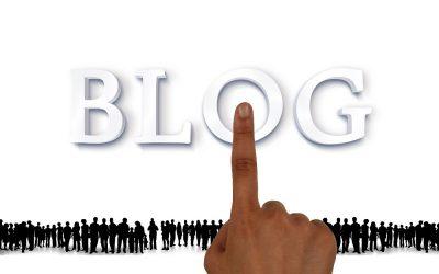 Pourquoi tenir un blog professionnel ?